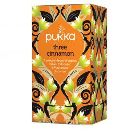 Pukka Organic Three Cinnamom Tea