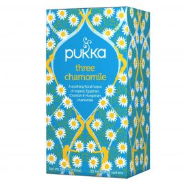 Pukka Organic Three Chamomile Tea