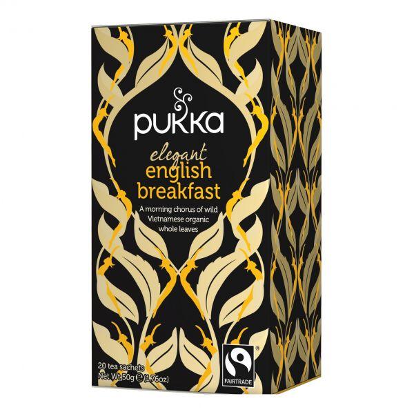 Pukka Organic Elegant Breakfast Tea